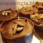 Mousse al cioccolato fondente (senza grassi)