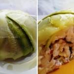 Zuccotto Salato di Riso e Zucchine