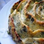 Bocciolo di Uova: Frittata al forno di zucchine e wurstel