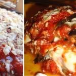 Parmigiana di Melanzane Arrostite con Ricotta Salata