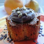 Cupcake Agrumi e Cioccolato Fondente