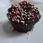Muffin super cioccolatosi per i miei primi 40 anni