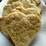 Biscottini di Riso senza uova e senza burro