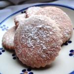 Biscotti integrali di Farro e Riso (senza burro e senza lievito)