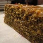 Torta di Arance e Grano Saraceno (senza burro, senza latte)