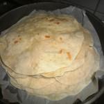 Chapati, il pane indiano