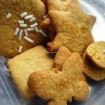 Biscotti di Kamut (senza burro e senza lievito)