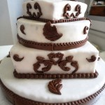 Wedding Baroque Cake