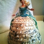 Elsa Princess Frozen Cake