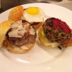 Fantasia di Hamburger di carne scozzese IGP
