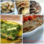 Idee di menù per Pasqua e Pasquetta