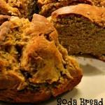Soda Bread con Farina Integrale di Ceci