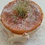 Chiffon Cake all'Acqua senza glutine, la più fluff delle fluffose!