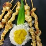 Kebab di Pollo al Curry e Ananas … in cucina con Alpro