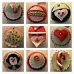 Cupcakes di Buon Natale