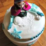 Anna Princess Cake
