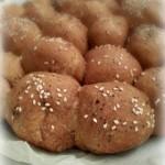 Danubio salato con farina integrale e malto