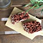Barrette al Farro Soffiato e Cioccolato