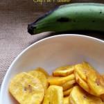 Chifles – Le chips di Platano
