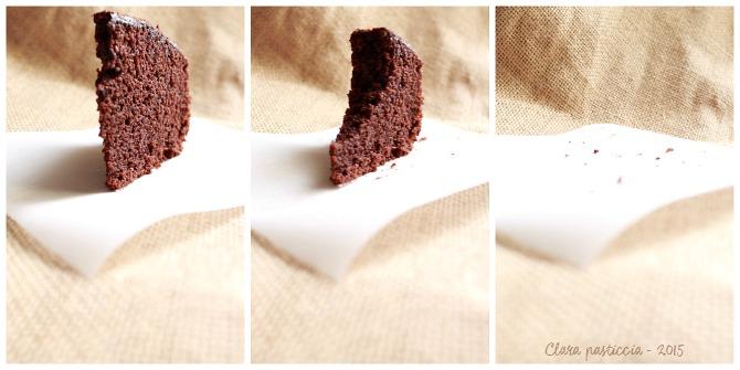 Torta al cioccolato sena burro