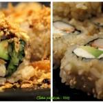 Sushi Genmai: il sushi con il riso integrale!