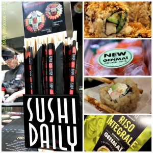 Sushi Integrale Genmai Sushi Daily