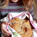 Soda Bread al farro e olio extra vergine d'oliva