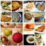 I menù delle feste 2016