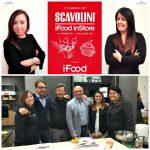 Polpette di Ceci e salsa curry vegan al forno per IfoodinStore allo Scavolini Store di Gallarate