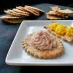 Crackers all'acqua in padella